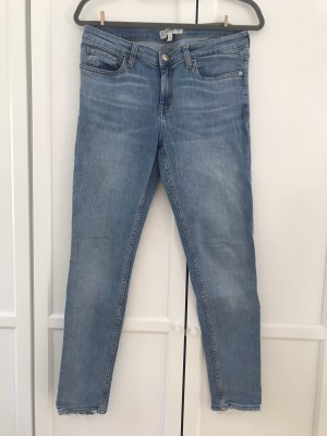 Mango Jeans svasati blu-azzurro