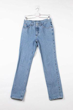 Mustang Jeans taille haute bleu jean