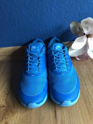 Blaue Nike Max Air Thea