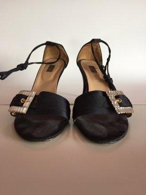 Blaue Sandale von RENA LANGE