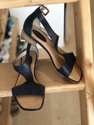 Marc O'Polo Strapped Sandals dark blue-beige