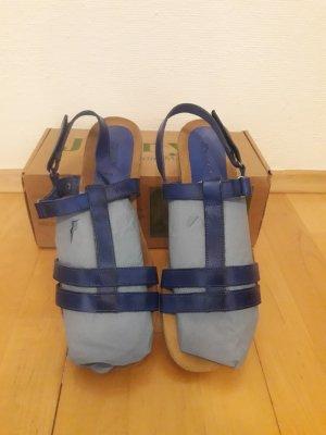Blaue Sandalen von Jonny's, Größe 41