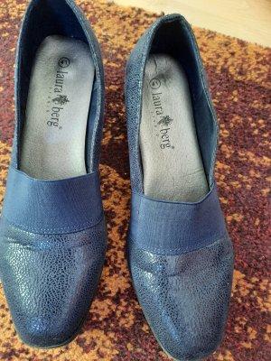 laura berg Chaussure décontractée bleu foncé