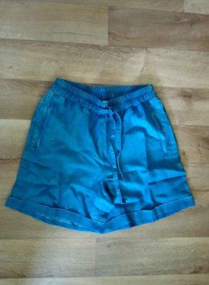 Blaue Shorts Rozaan Armedangels S