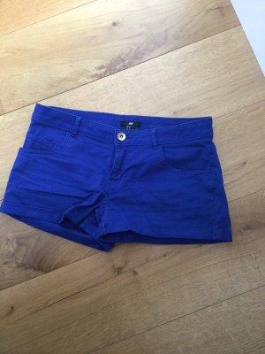 Blaue Shorts von H&M