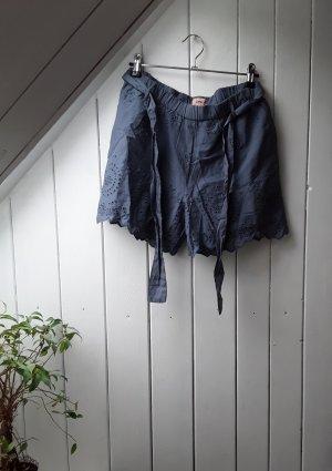 Blaue Shorts von Only