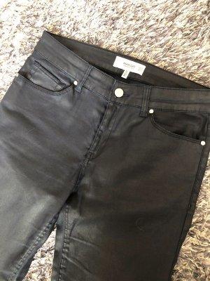Blaue Skinny Jeans von Mango 38