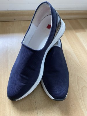 Blaue Sneaker, Högl, Gr 38,5