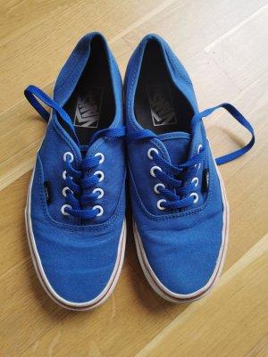 Blaue Sneaker von Vans