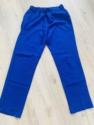 Blaue Sommerhose