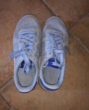 blaue Sport Sneaker in Größe 36 von Nike