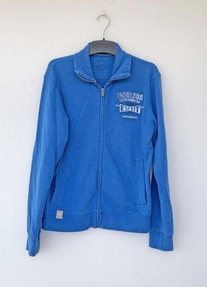 Esprit Smanicato sport blu neon Cotone