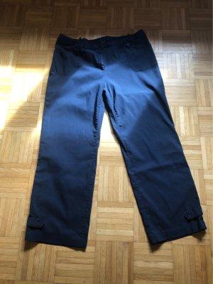 bpc bonprix collection Jersey Pants dark blue