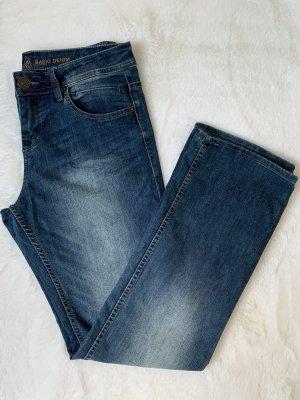 s.Oliver Jeans a gamba dritta multicolore