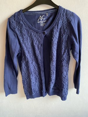 AC Cardigan dark blue
