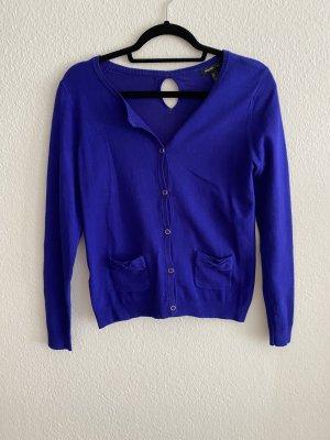 blaue Strickjacke Mango Suit, Gr. S., Neu mit Etikett!