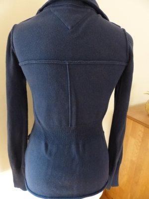 Tommy Hilfiger Giacca in maglia blu scuro