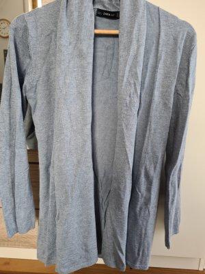 Blaue Strickjacke von Zara