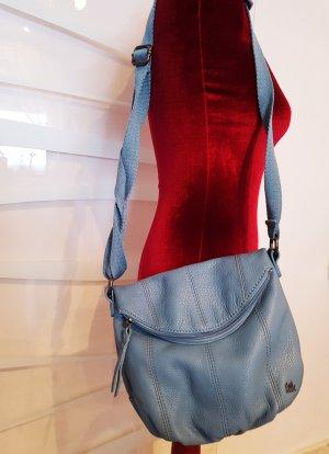 """Blaue Tasche, Schultertasche, neu von """"the sak"""""""