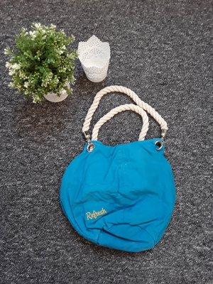 Carry Bag steel blue-cornflower blue