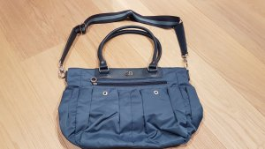 Frame Bag steel blue-cornflower blue synthetic material