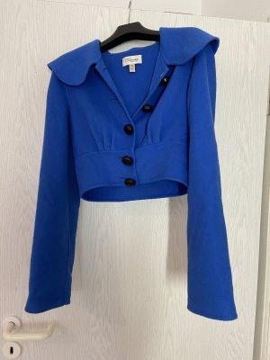 Temperley london Short Jacket multicolored angora wool