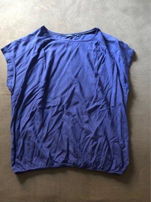 Blaue Tom Tailor Bluse