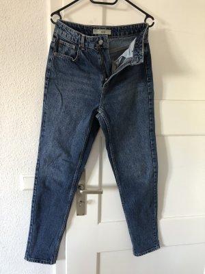 Blaue Topshop MOM Jeans