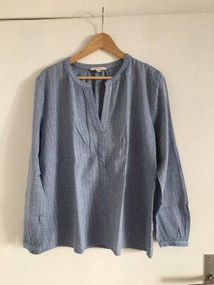 Blaue Tunika von Esprit