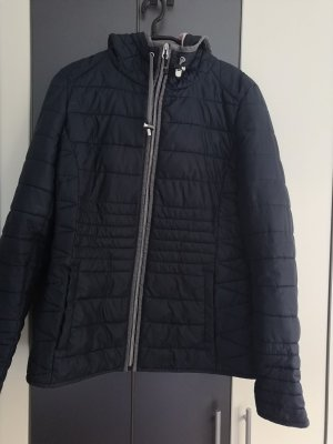 C&A OUTERWEAR Overgangsjack donkerblauw-lichtroze Polyester