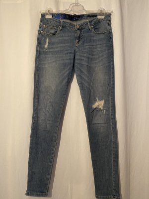 Blaue used Jeans von Guess in 29