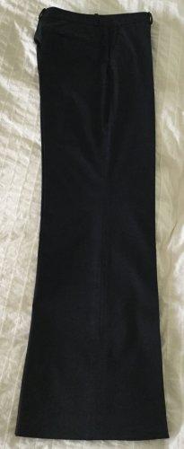 Valentino Marlene Dietrich broek donkerblauw Wol