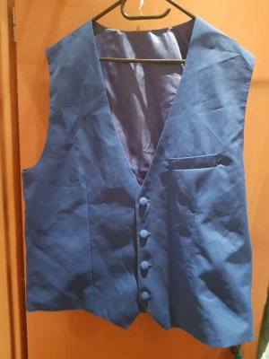 Deiters Gilet de costume bleu