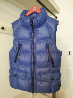 Joop! Down Vest black-blue