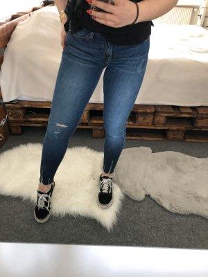 Blaue zara Jeans