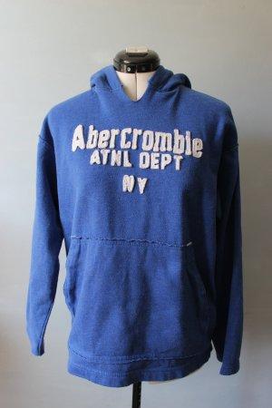 Blauer Abercrombie Hoodie