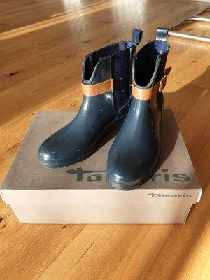 Tamaris Low boot brun-bleu