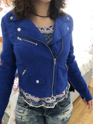 Blauer Blazer/Frühlingsjacke