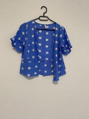 Bodysuit Blouse blue
