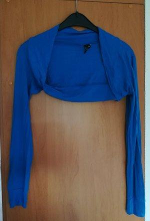 Blauer Bolero
