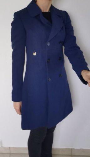 Roberta Biagi Geklede jas blauw