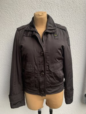 Blauer Bomber Jacket black brown
