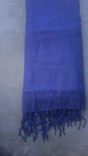 Blauer H&M Schal