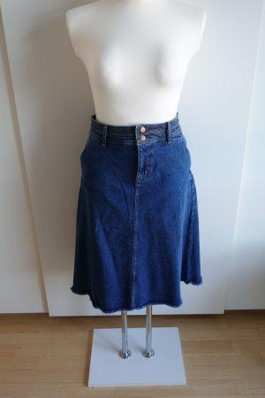 Boden Denim Skirt blue