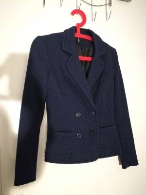 H&M Blazer dark blue