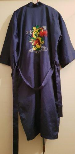 unbekannte Kimono blu-blu scuro