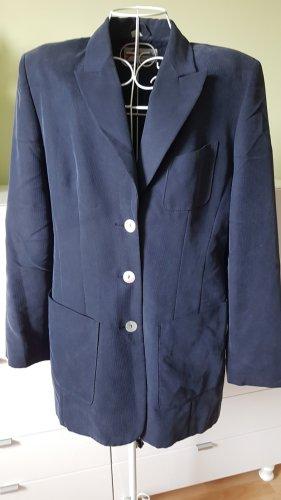 Blauer Longblazer Gr. 40