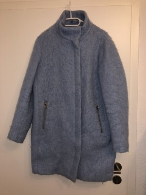 Blauer Mantel H&M