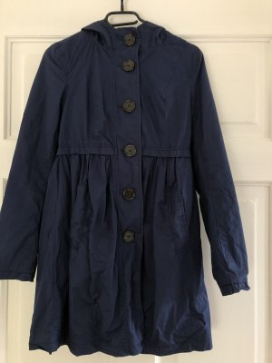 Blauer Mantel von H&M