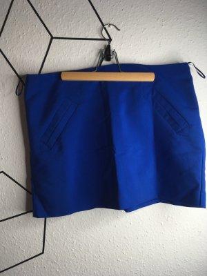 Ann Christine Mini-jupe bleu